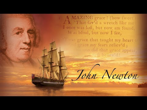 john newton amazing grace lyrics