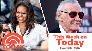 This Week on TODAY Nov. 12th - 16th | TODAY
