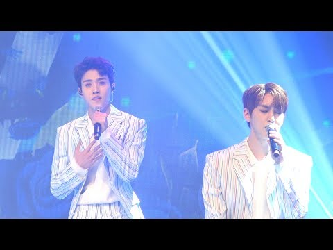 펜타곤(PENTAGON), 'Beautiful' PROD by 정일훈(BTOB) 무대 쇼케이스(Showcase Stage)