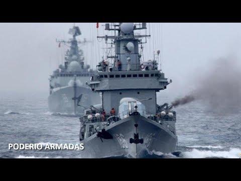 La peor Pesadilla de EEUU: China no tiene 300 barcos de guerra sino 650