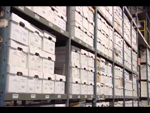 Document Storage and Records Management Nashville TN
