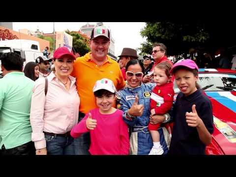 La Carrera Panamericana 2015 - Resumen