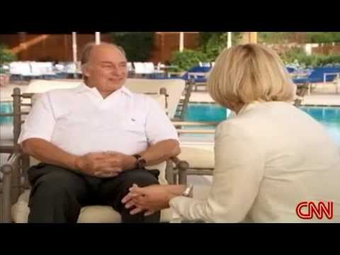 HH the Aga Khan CNN Interview on MainSail Show