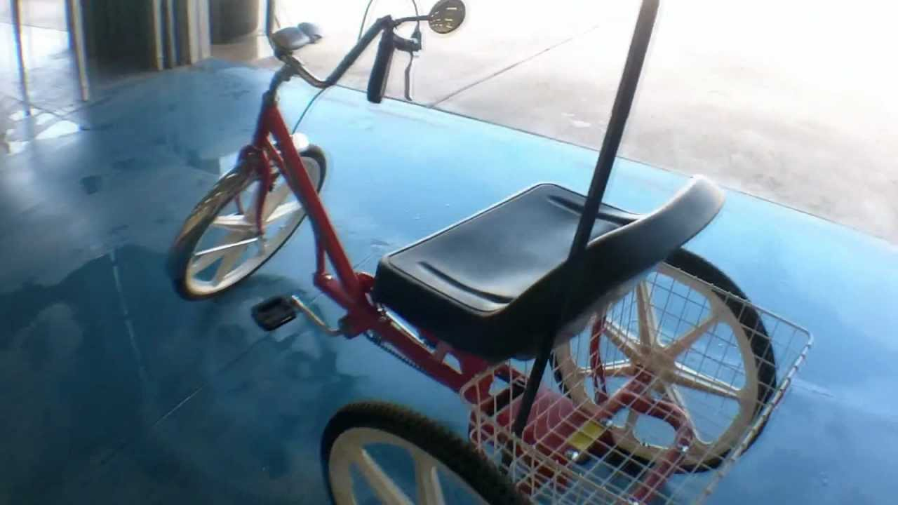 Trailmate Ez Roll Regal Adult Tricycle Youtube