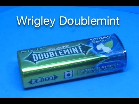 Wrigley Doublemint Peppermint
