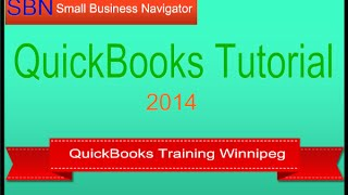Download Video QuickBooks Training Winnipeg MP3 3GP MP4