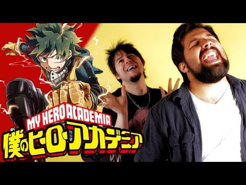 My Hero Academia - ODD FUTURE (ENGLISH) [OP 4] - Caleb Hyles Cover (feat. Family Jules)