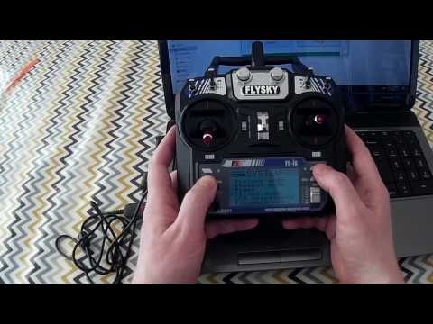 How To Update Flysky TX Firmware With The FlySky Data Cable