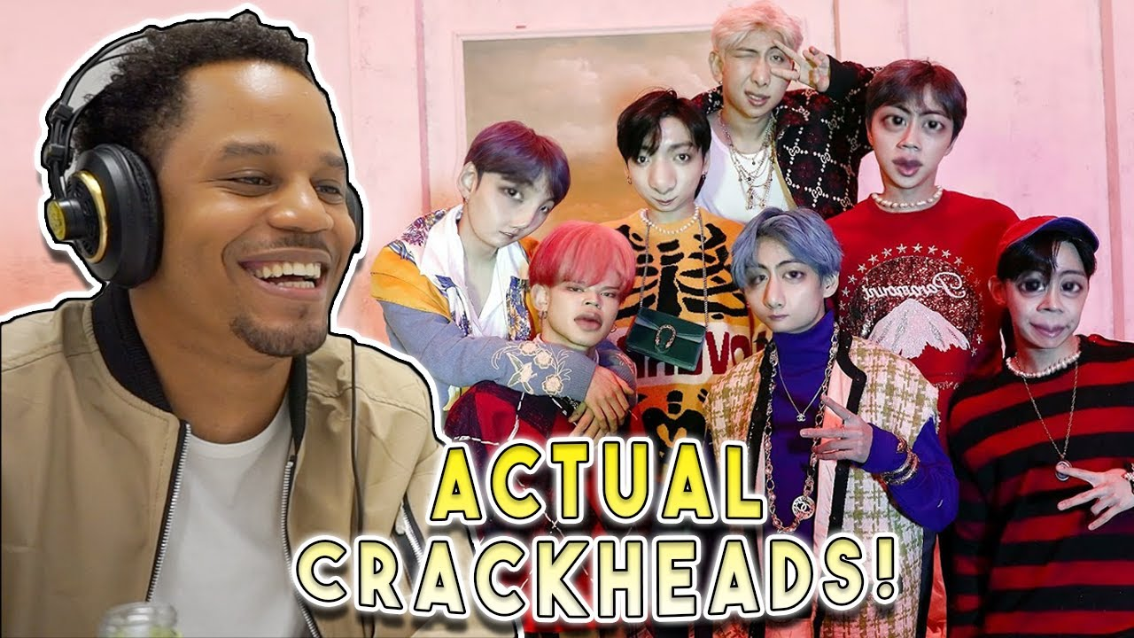 Reacting to bts moments i think about a lot
