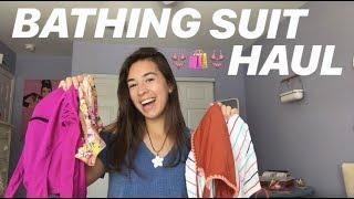 Bathing Suit Haul (Try-on) | 2019 Jordan Elizabeth