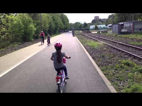 Nordbahntrasse Wuppertal