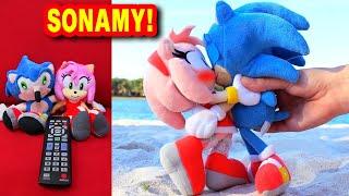 Download lagu Sonic Plush: SonAmy 3 REACTION!!!
