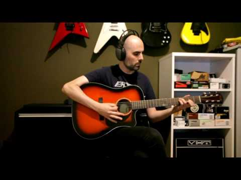 #4 Ghost - If You Have Ghosts (acoustic) (Guitar Cover)