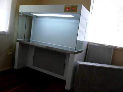 Laminar Flow Cabinet Clean Bench Fume Hood Air Cbinet Orchid Tissue Culture Electronic Assembly