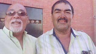 Con Carlos Soto en Mochis