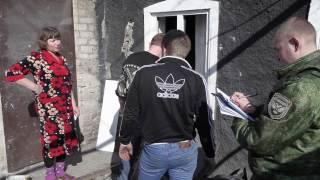ДОНБАСС: Обстрел частного сектора с ПТУР (ул. Желябова, Киевский р-н)