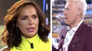 La gran bronca de Olga Moreno en Supervivientes 2021 con Jordi González por Gianmarco y Melyssa
