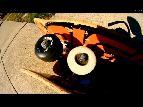 HOW TO PICK OUT YOUR SKATEBOARD WHEELS | SKATE SHOP EP 1