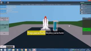 STS-102 - STS-Ambition - 100th Successful STS Mission - ROBLOX NASA
