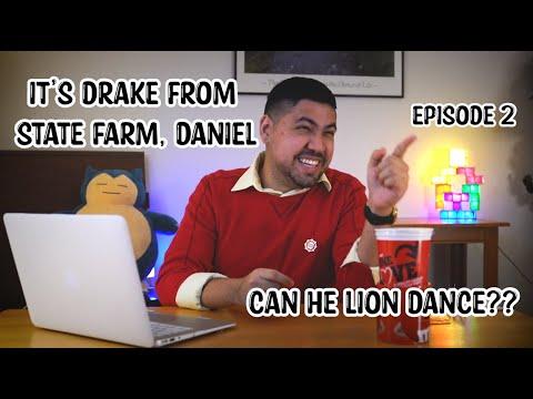 "GCTV Ep. 2 ""It's Drake from State Farm, Daniel!"""