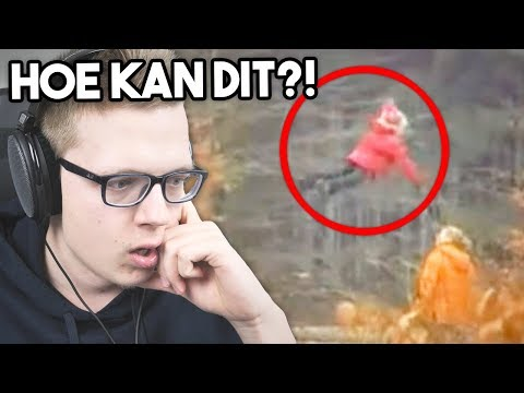 DEZE *SUPER ENGE* VIDEO'S KAN NIEMAND VERKLAREN!
