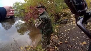 Рыбалка на Химкинском водохранилище 13 10 2019