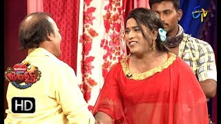 Kiraak RP Performance | Jabardasth | 15th November 2018 | ETV  Telugu