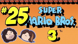 Super Mario Bros. 3: Dark Land - PART 25 - Game Grumps