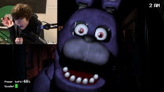 Tubbo Nearly Dies While Playing Five Night's At Freddy's w/ TommyInnit and Jack Manifold