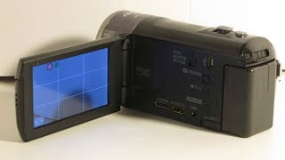 Panasonic HDC-SD90: Review and Test
