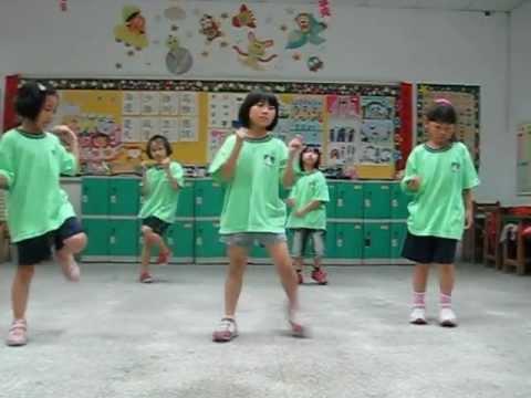 我愛桃園健康瘦瘦拳_上大國小一甲 - YouTube