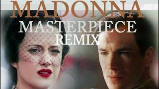 Download Madonna-Masterpiece (Dance Remix) + Lyrics MP3 song and Music Video