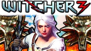 Witcher 3: The Wild Hunt - CIRI THE TEENAGE WITCHER