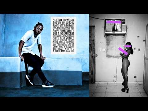 Kendrick Lamar - She Needs Me (Full Extended Mix feat  Javonte, Dom Kennedy & Murs)
