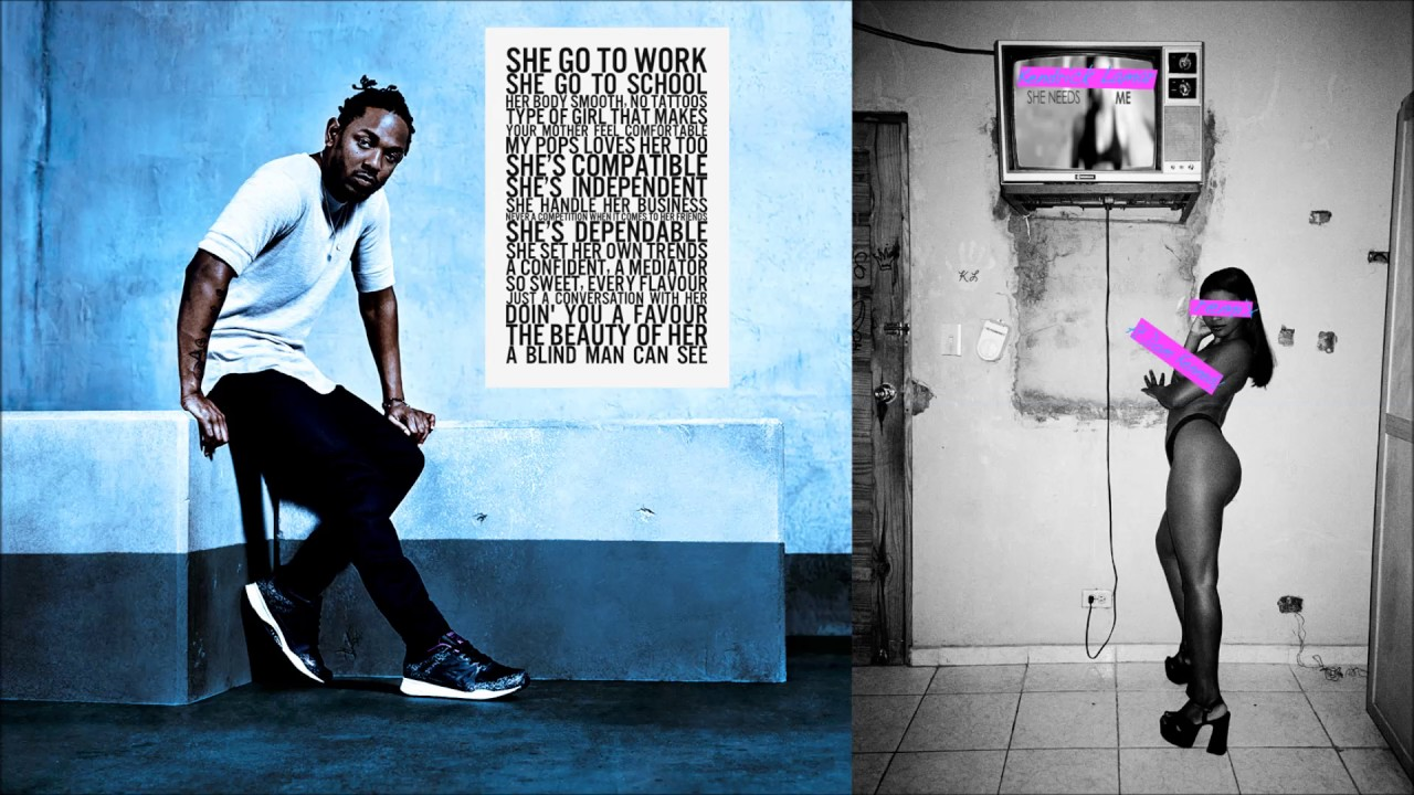 Download Kendrick Lamar - She Needs Me (Full Extended Mix feat  Javonte, Dom Kennedy & Murs)