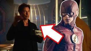 The Flash 4x03 Trailer Breakdown! - Harrison Wells Returns!
