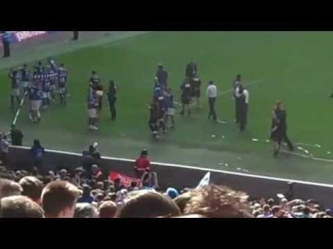 Spireites at Wembley 2012