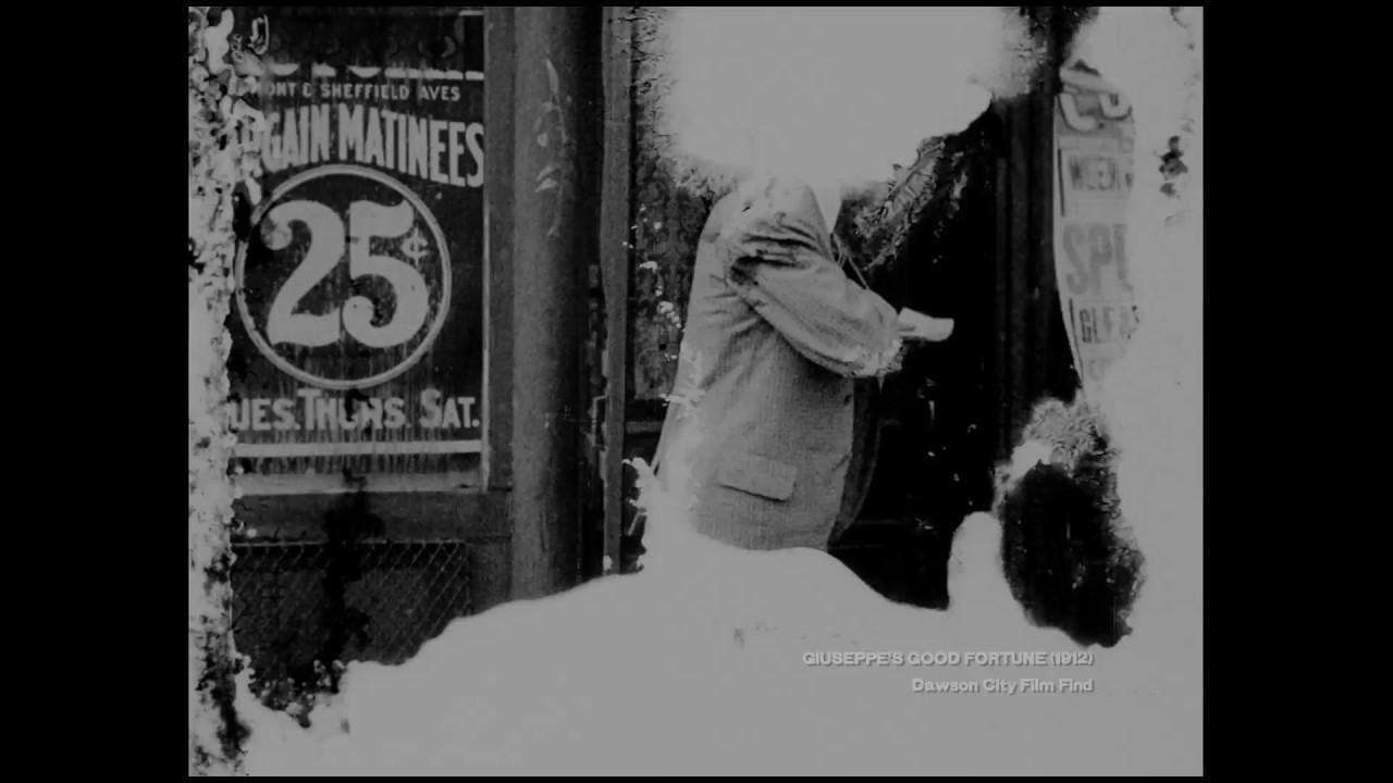 """""""Dawson City: Frozen Time"""" von Bill Morrison"""