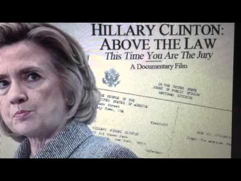 Hillary Clinton is Above the Law, Walking Free as the Corrupt System is Collapsing !