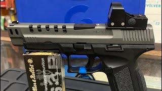 Pistola Girsan MC 9T cal.9mm *Casa Braço de Prata*