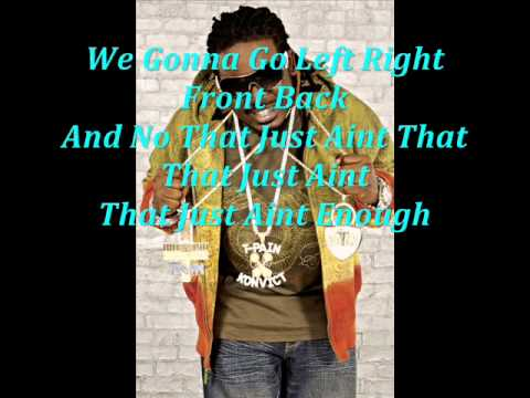 Reverse Cowgirl- Tpain (lyrics)