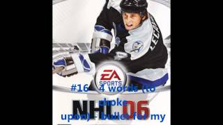 Top 45 best songs from NHL soundtrack