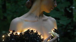 Светодиодное свадебное платье 8(926)498-83-11