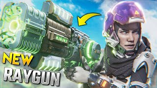 *NEW* RAYGUN Hints IN-GAME!? | Best Apex Legends Funny Moments and Gameplay - Ep. 402