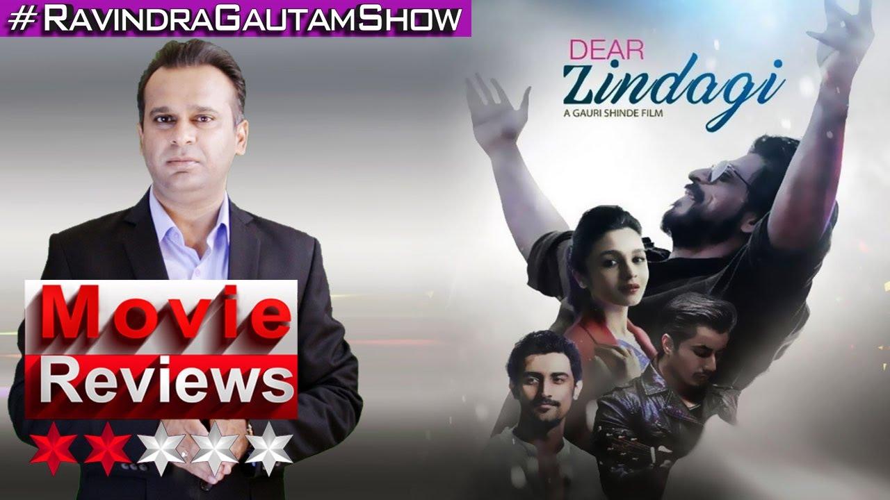 Download Unbiased Movie Review of Dear Zindagi   Ravindra Gautam Show