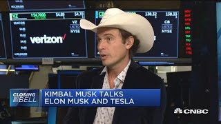 Kimbal Musk says his brother Elon is doing 'great'