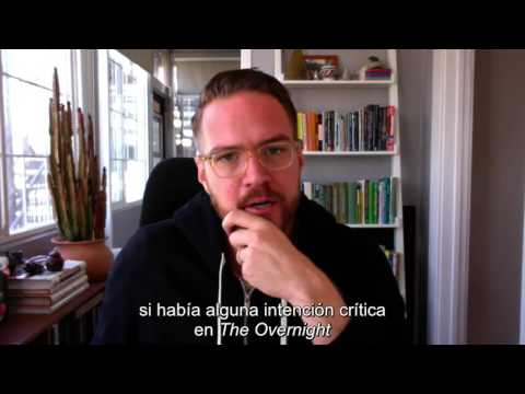 Entrevista a Patrick Brice