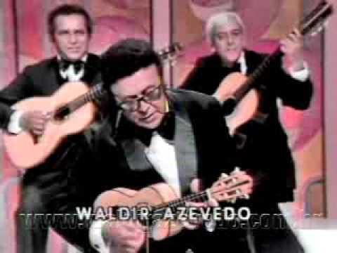 waldir azevedo - video raro