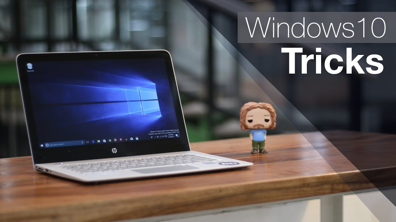 Cool Windows 10 tricks and hidden features you should know