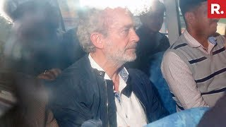 Christian Michel Arrives In Patiala House Court, CBI Wants Custody Extended | #AgustaAdmission